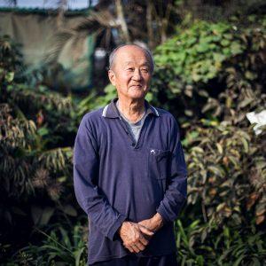 Lucho Kobayashi, 2ng generation, spent six years in Japan, far from his family, to work during Peru's financial crisis. Huaral, 2017. / Lucho Kobayashi, 2ème génération, a passé six ans au Japon, loin de sa famille, pour travailler durant la crise économique péruvienne. Huaral, 2017.