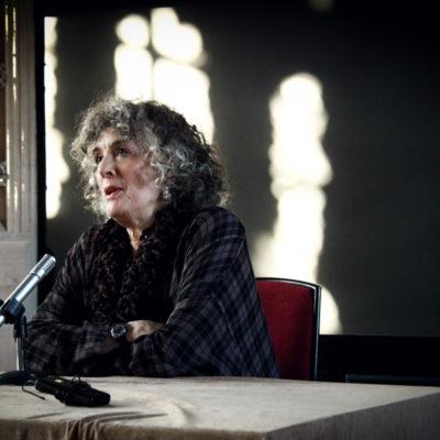 Eleanor Bron, actress