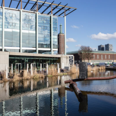 Het Nieuwe Instituut, Rotterdam, Netherlands