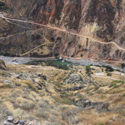 Cañon del Río Colca